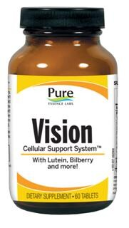 Vision Cellular Support provides a full spectrum synergistic blend of ingredients that science has proven beneficial in supporting eye health..