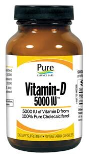 Providing therapeutic levels of Vitamin D3, in the most optimal form..