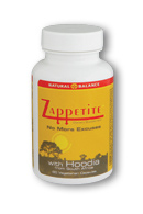 Zappetite from Natural Balance works with your body to decrease appetite, and increase your metabolism and energy..