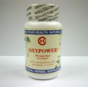OxyPower works in as quickly as 20 minutes for lung congestion!.