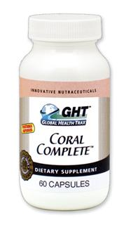 Calcium and other minerals are needed by the body for healthy bones but since the body cannot produce calcium it must be absorbed through good food sources or dietary supplements-such as Coral Complete..