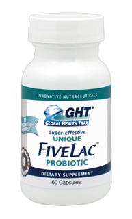 Fivelac capsules are a perfect alternative for those people who just don't like a powder format and/or the taste of lemon. Two capsules are equal to 1 foil packet of the Fivelac powder..