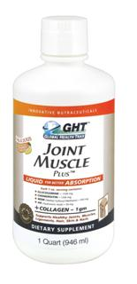 Help retain the resiliency of youth. When taken daily, Joint Muscle Plus may support greater freedom of movement and vitality..