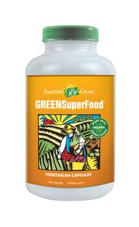 Premium Blend of Organic Superfoods Providing Abundant Energy and Amazing Health!.