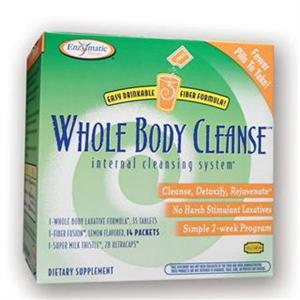 Aug. 31, 2010--- Whole Body Cleanse Enzymatic Therapy On Sale Now at Seacoast Vitamins..