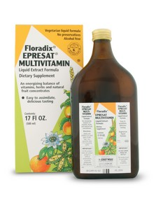 Epresat Multivitamin helps prevent vitamin deficiency conditions and increase energy and vitality..