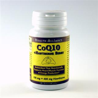 The body's production of CoQ10 (from substances in the diet) declines sharply with age: as much as 80%! Lower CoQ10 levels have been shown to be associated with lowered immunity, chronic degenerative diseases, aging, obesity, and low energy..