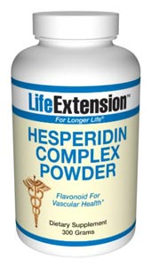 As a powerful antioxidant, Hesperidin Complex has a potential role in protecting neurons against various types of insults associated with many neurodegenerative processes..