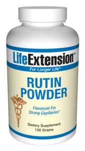 Rutin can help to maintain cholesterol levels already within normal range and help maintain a healthy heart..