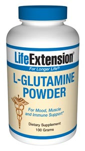 Supplementation with glutamine can be important to a serious athlete, someone challenged with muscle loss, or who wants to help maintain optimal immune function under heavy stress..