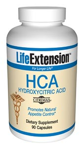 HCA 250 mg-  HCA (hydroxycitric acid) is a close relative of citric acid, the agent that gives citrus fruits their characteristic tart flavor. HCA is obtained as a 50% standardized extract of Garcinia cambogia.