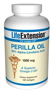 Perilla Oil 1000 mg- As people age, systemic inflammation can inflict degenerative effects throughout the body. A primary cause of this destructive cascade is the production of cell-signaling chemicals known as inflammatory cytokines..