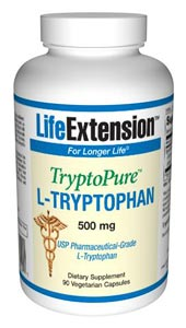 A patent-pending formula called Optimized TryptoPure Plus has been developed to protect tryptophan against excessive degradation in our aging bodies, thus sparing it for conversion into serotonin in the brain..