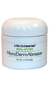 Dual-Action MicroDermAbrasion- Unlike harsh, irregular particles in facial scrubs or aluminum oxide used in other exfoliates, Dual-Action MicroDermAbrasion Advanced Exfoliate contains advanced spherical-shaped silica particles (aluminum-free), providing uniform exfoliation that is highly effective..