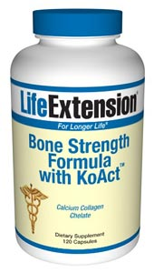 LifeExtension- Nutritional Supplements, Antiaging, Health and Nutrition- The use of diets high in collagen to improve bone health dates back to ancient cultures.Life Extension brings you an exciting formulation with KoAct a patent-pending chelated form of calcium collagen..