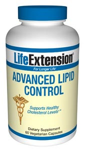 Advanced Lipid Control contains theaflavins from extracts of black tea providing multiple benefits for arterial health, plus AmlaMax a patent-pending extract of Indian gooseberry..