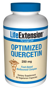 Optimized Quercetin is a proprietary formulation that sets the gold standard for high-quality quercetin derived from a food-source blend..