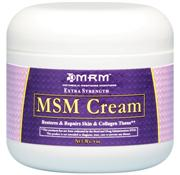 High Potency MSM cream is applied topically to improve mobility, and flexibility right at the source..