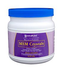 Our larger size of MSM Crystals in bulk to supplement your liquid nutrition or water..