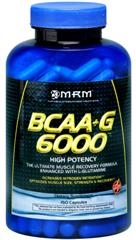 Increasing protein synthesis through retention of nitrogen, MRM formulated BCAA+G protects muscles after intense exercising and lifting..