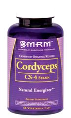 Sufferers of CFS, Chronic Fatigue Syndrome, may benefit from this blend of cordyceps sinensis and hepialus armoricanus which is harvested from regions in China at high elevations. Primarily used in China, it is used as supplementation for athletic endurance and performance and relieving CFS..