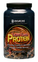 Use Chocolate flavored Low Carb Protein to restrict your caloric intake to high quality, easy to digest protein..