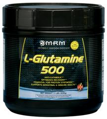 MRM L-Glutamine helps feed the body with amino acids that your brain uses for fuel, your muscles use for recovery, and studies suggest could increase HGH levels significantly..