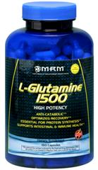 The amino acid, L-Glutamine, easily crosses the blood-brain barrier and helps to fuel your brain, muscles and digestive track..