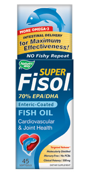 Research confirms the important role of Omega-3 fatty acids in maintaining healthy blood triglyceride levels, as well as supporting the heart, skin and joints..