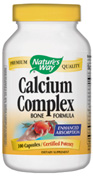 Calcium Complex has synergistic key minerals and trace elelments to optimize absorption.