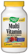 Iron Free Formula, Well Balanced Multivitamin with Optimum Potency.