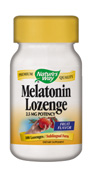 Melatonin is formulated into an advanced sublingual lozenge for rapid absorption..
