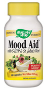 Mood Aid supports a positive mental attitude..
