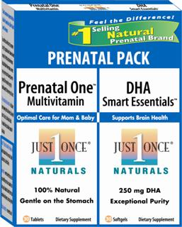 Prenatal Pack           Complete prenatal care from the #1 selling natural prenatal brand.