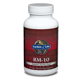 RM-10 includes a Poten-Zyme Organic Mushroom Blend composed of 10 tonic mushrooms, including Maitake, Shiitake, Reishi, Cordyceps, and other highly regarded mycelia. This proprietary blend is synergistically balanced with Cats Claw and Poten-Zyme (fermented) selenium, a highly absorbable form of selenium..