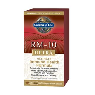 The ultimate immune health formula, containing organic mushrooms and other specially selected nutrients to provide broad spectrum immune support via multiple pathways: immune cell function support, immune cell metabolism support, methylation support and antioxidant support..