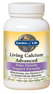 Living Calcium Advanced includes vitamin K complex with Poten-Zyme vitamin K1 and vitamin K2 derived from fermented soy, natto, as opposed to other chemically synthesized forms found in other competitors calcium products. Growing scientific evidence reports the significant bone health benefits of vitamin K and its ability to facilitate calcium absorption. .