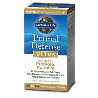 The Saccharomyces boulardii in Primal Defense ULTRA nourishes intestinal mucosa cells to support the normal barrier function of the intestinal epithelium, the front line for the body's defense system..
