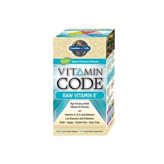 Vitamin Code RAW Vitamin E may be of benefit to individuals with digestive system problems where nutrients are poorly absorbed from the digestive tract. It may also benefit those wishing to support heart, breast, prostate, eye and immune health..
