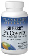 Planetary Herbals Bilberry Eye Complex combines concentrated bilberry extract, shown in numerous studies to support visual acuity, with the classic Chinese formula Ming Mu Di Huang Wan . Together, these herbs unite science and tradition to provide nourishing support to normal vision..