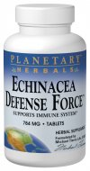 Echinacea Defense Force is a unique combination two primary classes of herbs for supporting natural defenses..