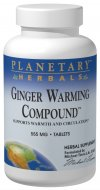 Ginger Warming Compound is a highly regarded aid to digestion and circulation..