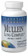 Mullein Lung Complex is a premier mullein and wild cherry bark compound..