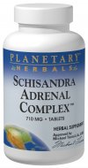 Schisandra Adrenal Complex designed to enhance and promote general health and well-being, and are especially suited for those depleted due to overwork, excess stress and inadequate rest..
