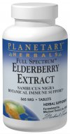 Full Spectrum Elderberry Extract a complete natural supplement for immune system support..