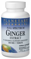 Full Spectrum Ginger Extract supports digestive and assimilative functions..