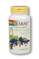 Black Currant Seed Oil (90 softgels).