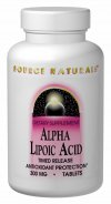 Alpha Lipoic Acid is a powerful fat and water-soluble antioxidant. It directly recycles vitamin C and indirectly recycles vitamin E, providing additional antioxidant protection. It is also an important component in the glucose metabolism process in the cells.  .