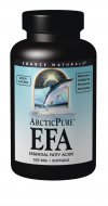 ArcticPure EFA, Essential Fatty Acids, combines EPA and DHA omega-3 fish oils with GLA (gamma linolenic acid) from borage.  The combination has the heart, joint, brain, and immune benefits of the omega-3 oils as well as the soothing, intracellular messenger hormone functions of GLA.  GLA supports the immune system, and maintains healthy skin and circulation..