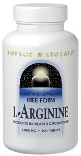 L-Arginine is a crystalline free-form amino acid.  It is an important factor in muscle metabolism and works to transport store and excrete nitrogen.  It is a precursor for nitric oxide which promotes increased circulation by relaxing blood vessels. .
